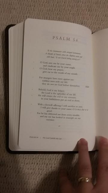 psalter 5
